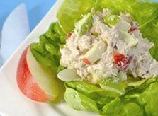 Light Apple Chicken Salad (4 Points+)