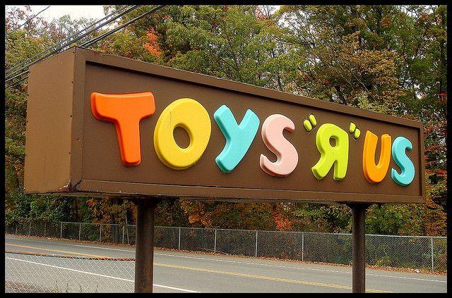 1980 S Toys R Us Sign In Nanuet 1980s Toys Toys R Us Nanuet