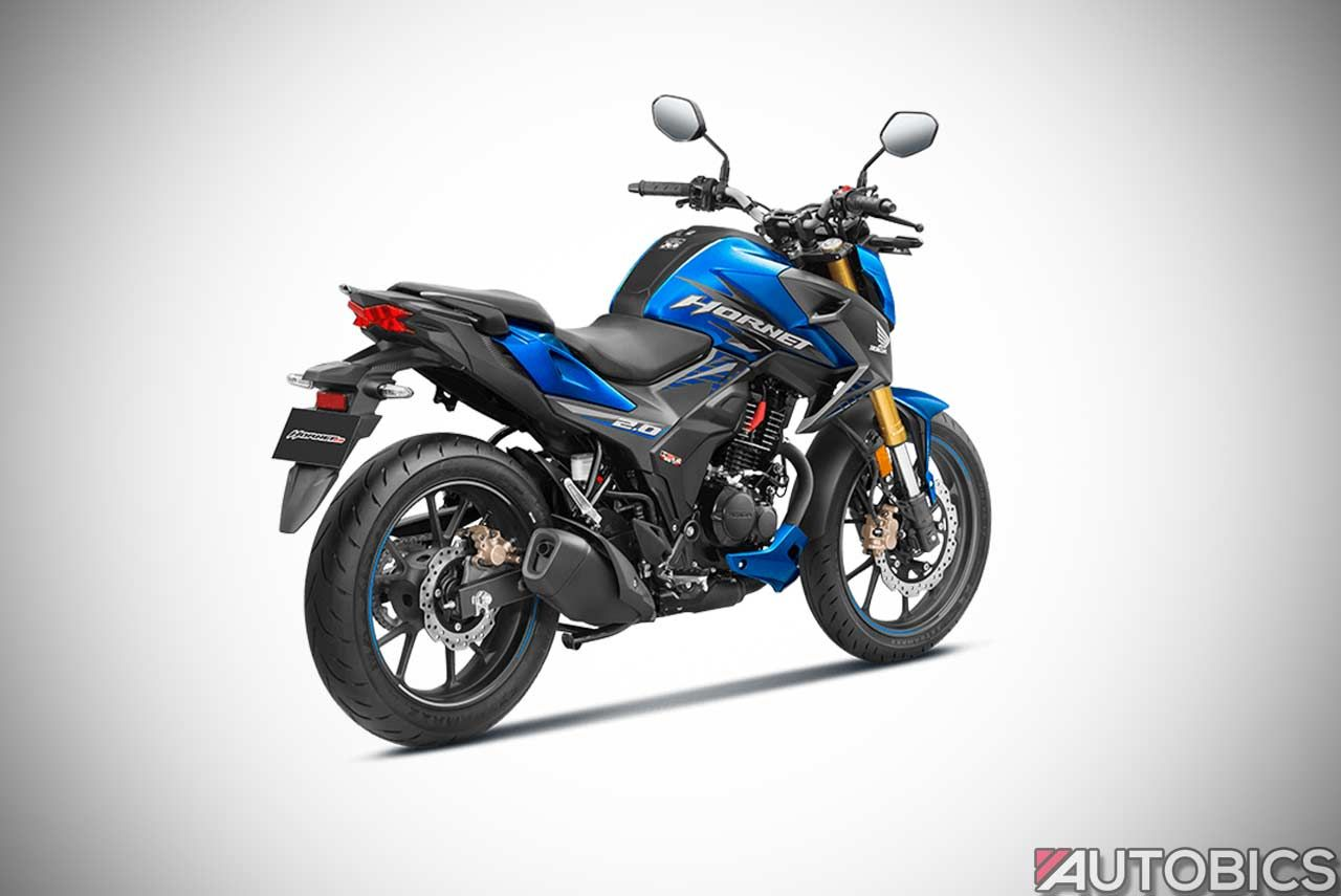 2020 Honda 2.0 Launched priced at INR 1.26 Lakh in