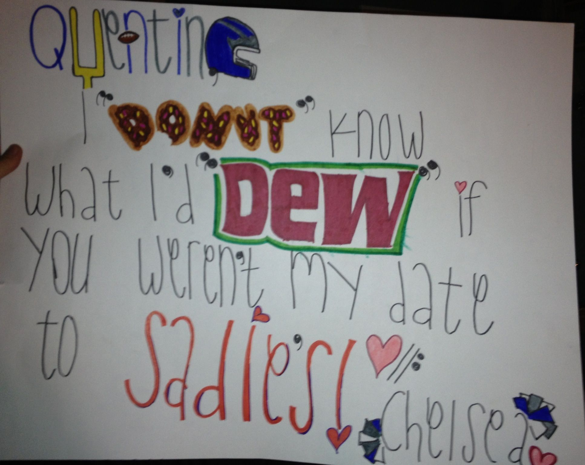 How to ask a boy to sadie hawkins