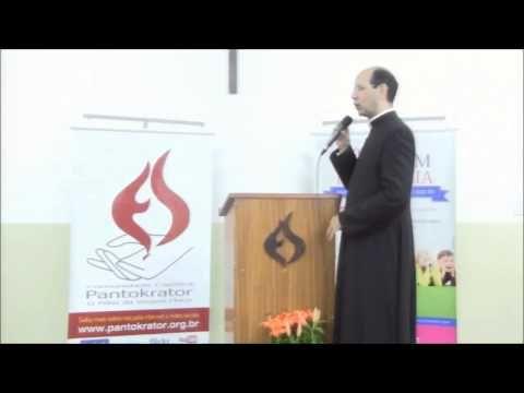 Palestra com Padre Paulo Ricardo - Família rumo ao Céu - YouTube