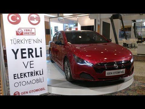 Türkiye'nin Yürüyen İlk Elektrikli Yerli Otomobili TM 480 ...