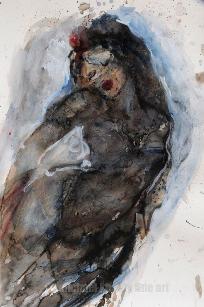 'Elation' - painting Michael Khoury