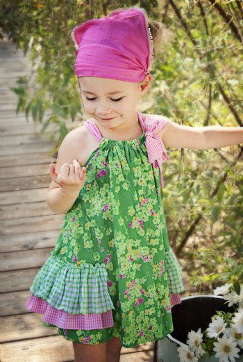 15fac8823307 Spring Picnic Dress Preorder Matching Headband Available Too!2T to 8 Years