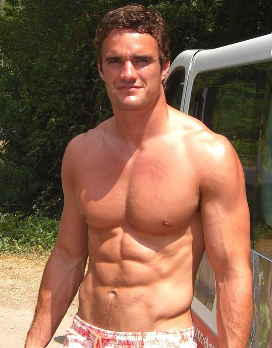 Rugby Player Thom Evans