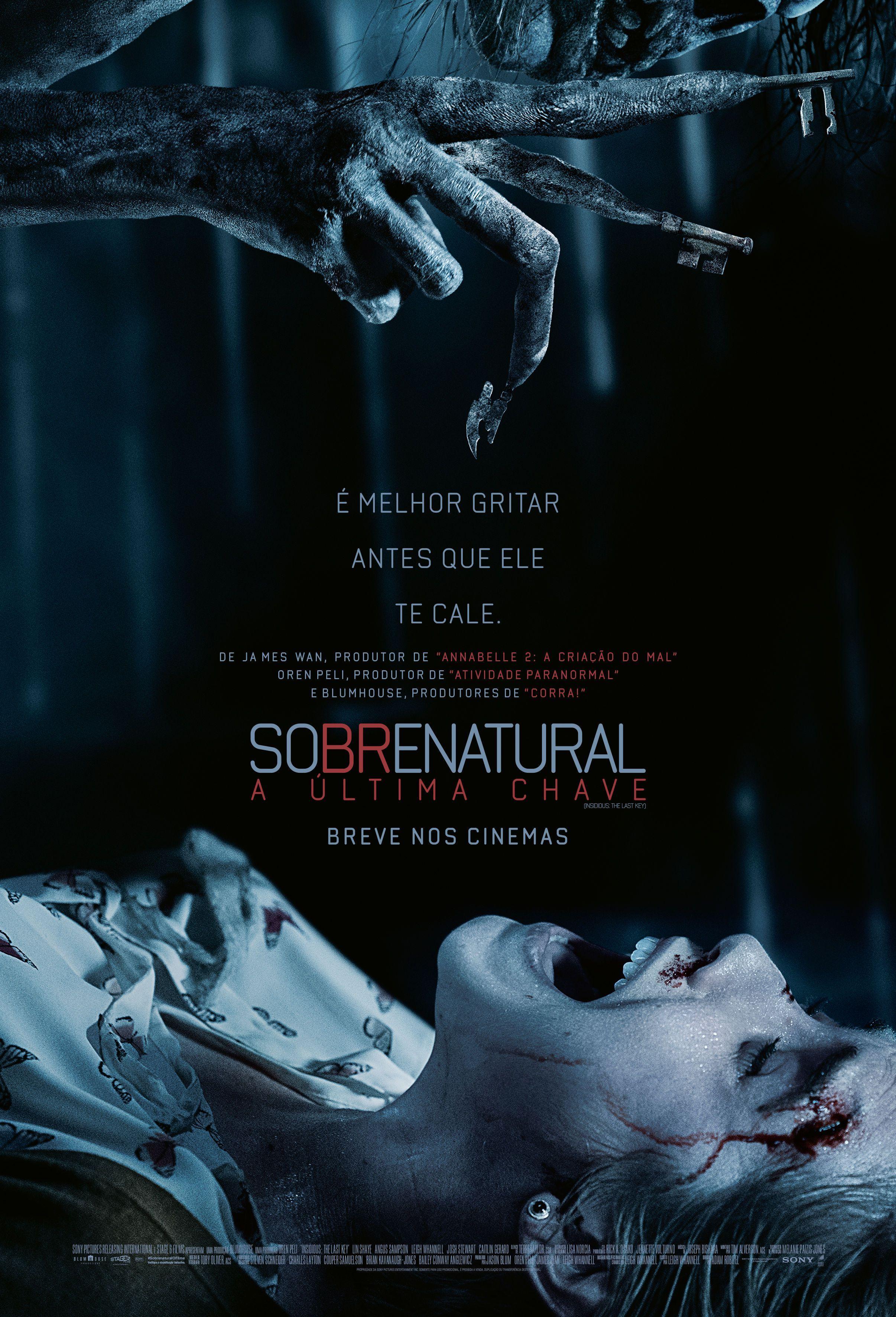 Sobrenatural A Ultima Chave Filmes Online Gratis Filmes De