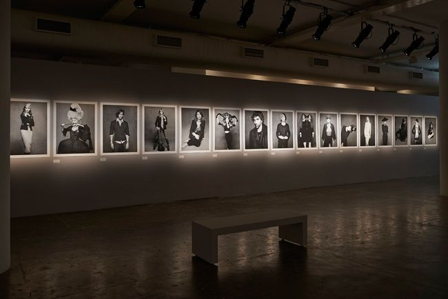 """CHANEL currently holding """"The Little Black Jacket"""" photo exhibition in São Paulo, Brazil"""