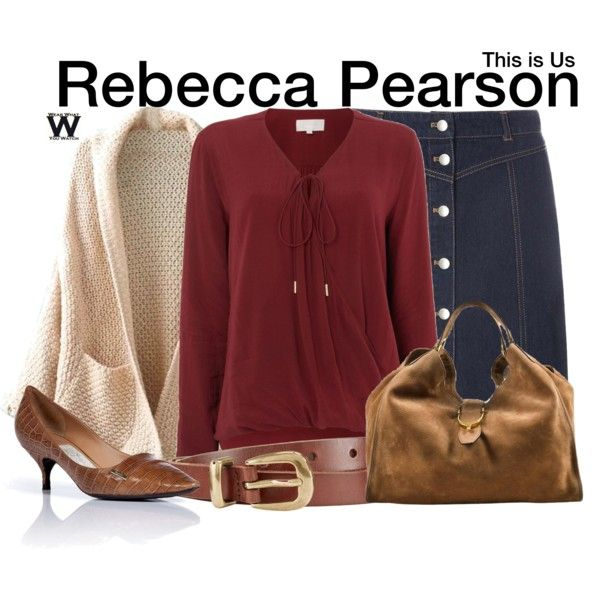 af4567a0b7b49 Inspired by Mandy Moore as Rebecca Pearson on This is Us.