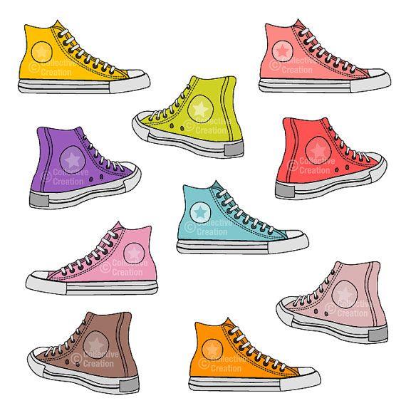 Orthopedic Footwear Clip Art