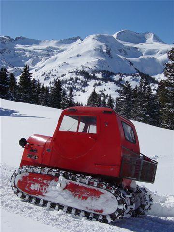1956 Tucker 222 Sno Kitten Snow Vehicles Vehicles Vintage Sled