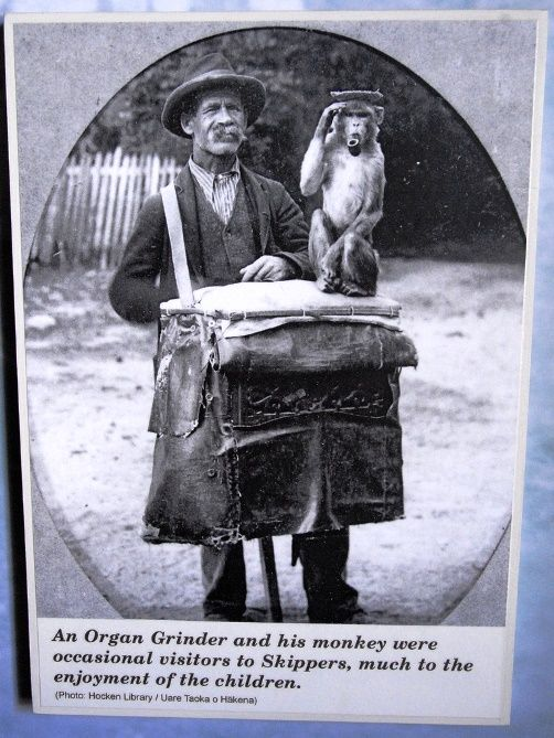 Organ Grinder And Monkey Photos Street Organ Or Barrel