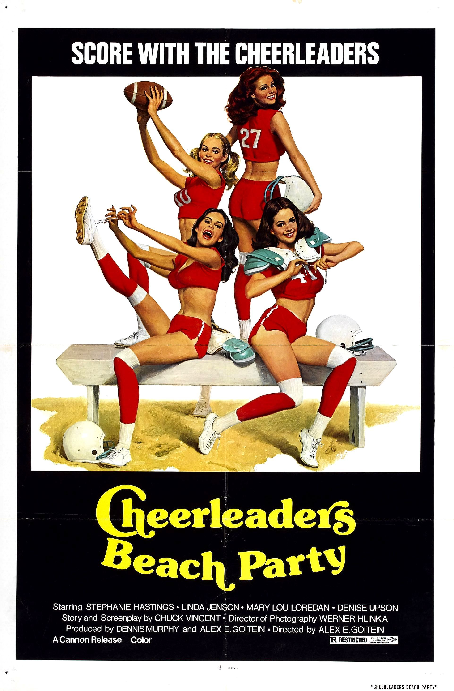 annette funicello beach movies - Cheerleaders Beach Party posters for sale online. Buy Cheerleaders Beach  Party movie posters from Movie Poster Shop. We're your movie poster source  for new ...