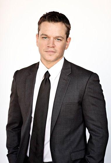 15 Big Heart Celebrities Who Are Angels On Earth Matt Damon Damon Actor
