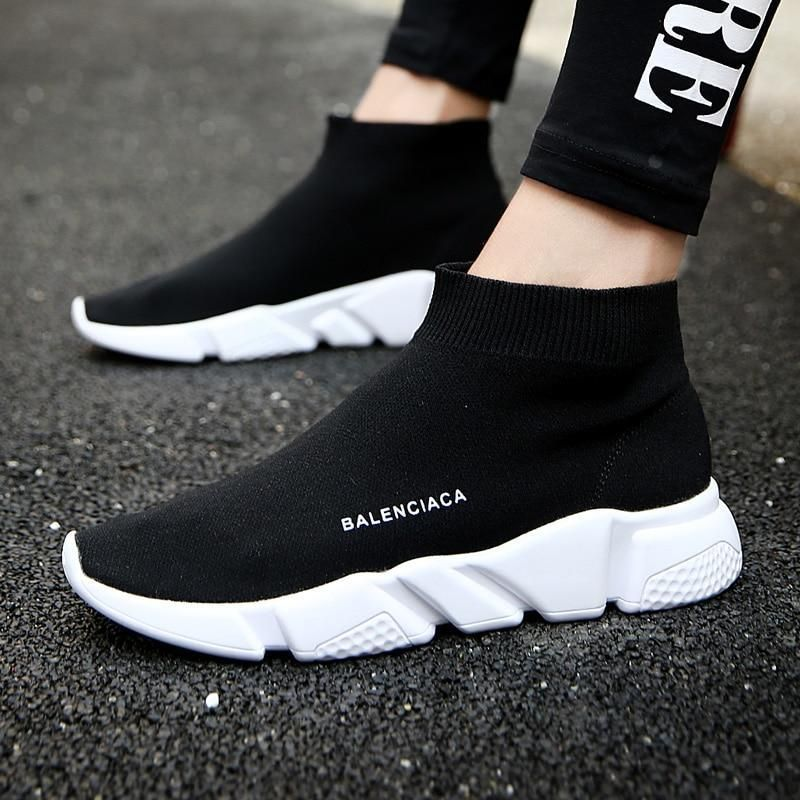 Brand Name Keep Runninggender Menoutsole Material Evaupper Material Meshfeature Massage Bre Running Shoes Outfits Casual Sport Shoes Running Shoes For Men