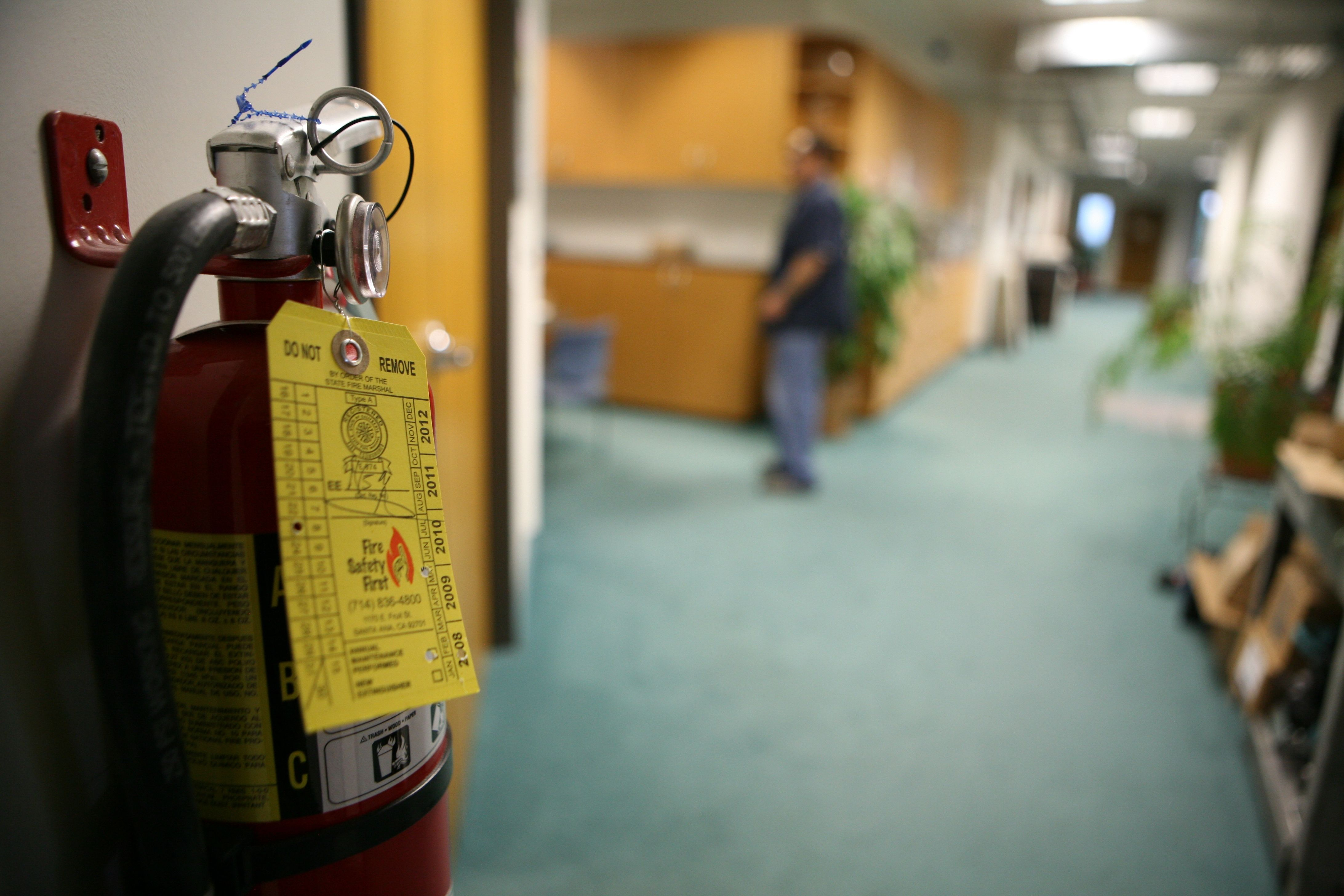 Pin by Fire Safety First on What We Do Fire extinguisher
