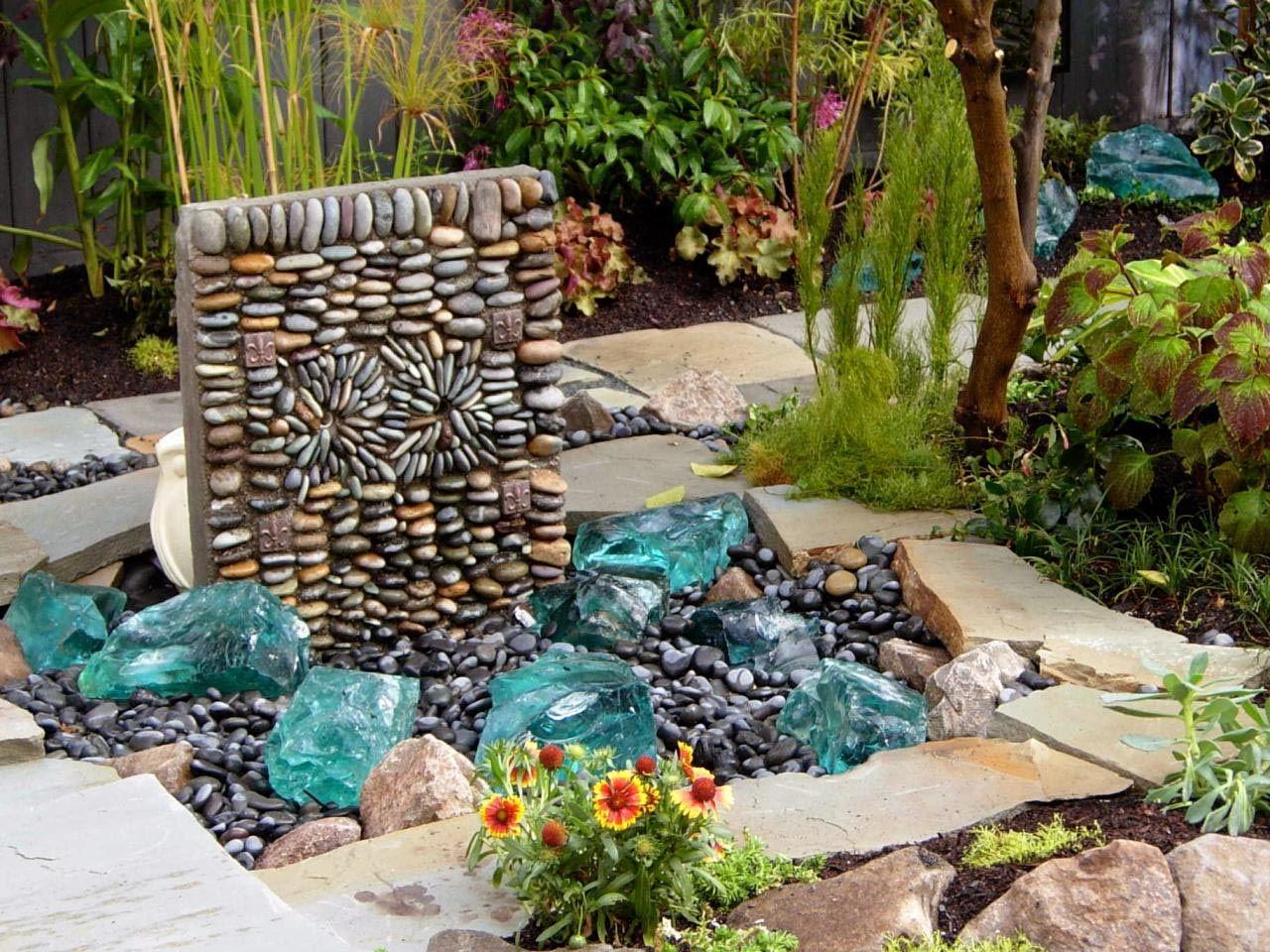 Diy Rock Water Feature Water Features In The Garden Outdoor Water Features Backyard