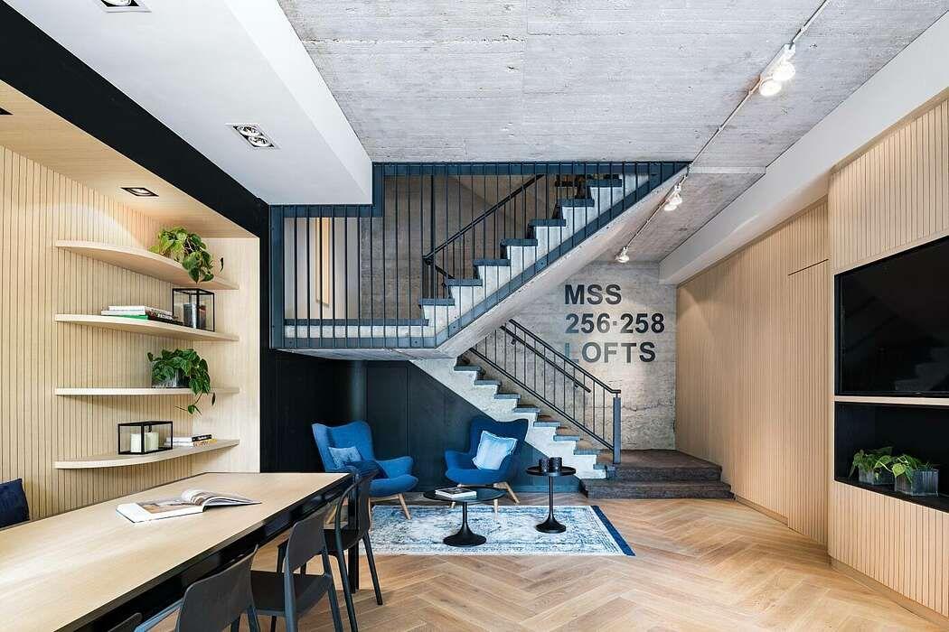 Urban Lofts By Bureau Fraai Loft Urbano Home Decoracao