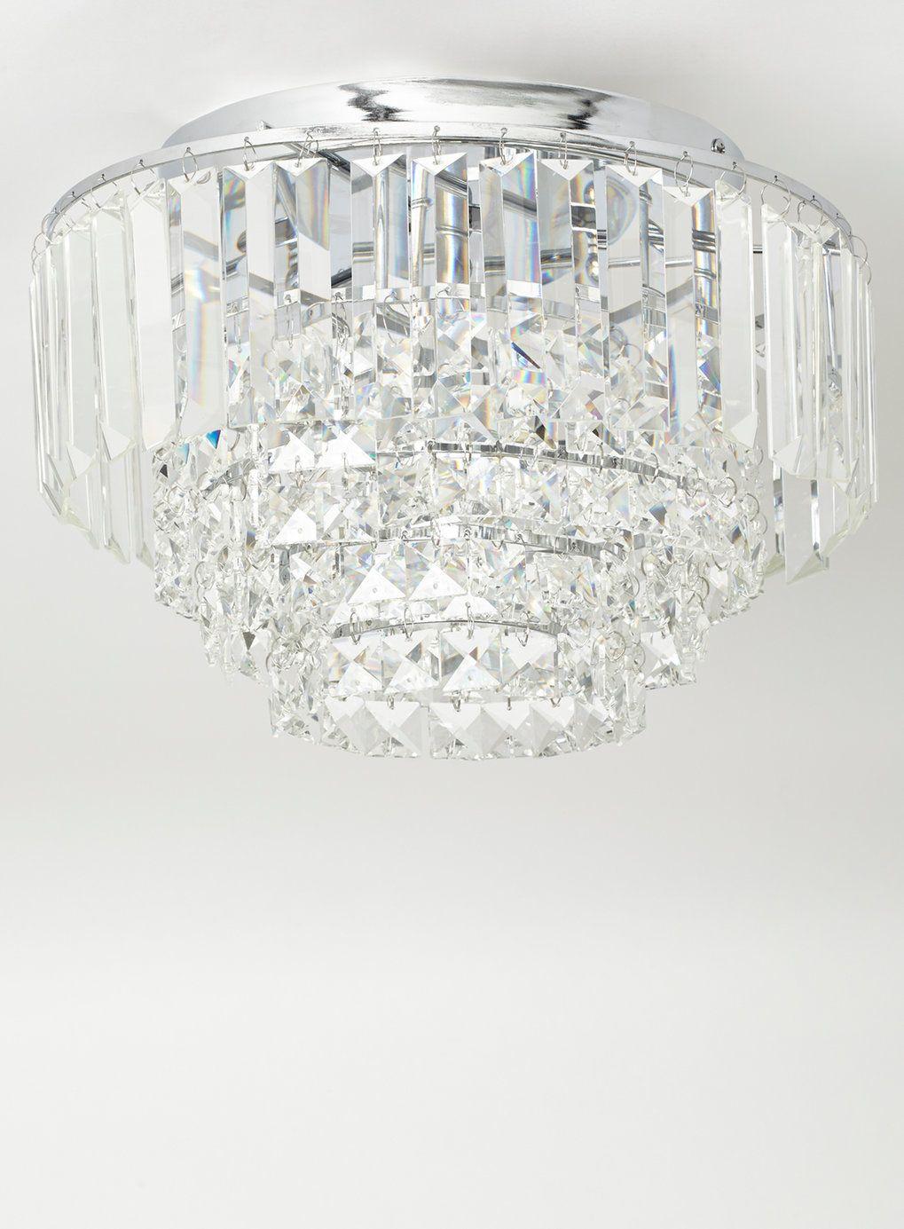 Photo 2 of Paladina Flush Fit Ceiling Light | House Ideas ...