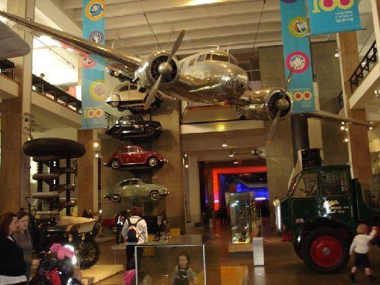 In science london museum Science Museum,
