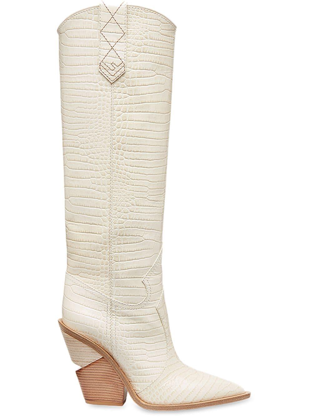 Fendi Cutwalk pointed-toe cowboy boots