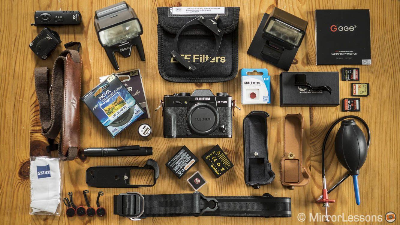 The Best Accessories For Fujifilm X T20 Compared Fufi Tas Kamera Wotancraft Messenger Fuji Camera