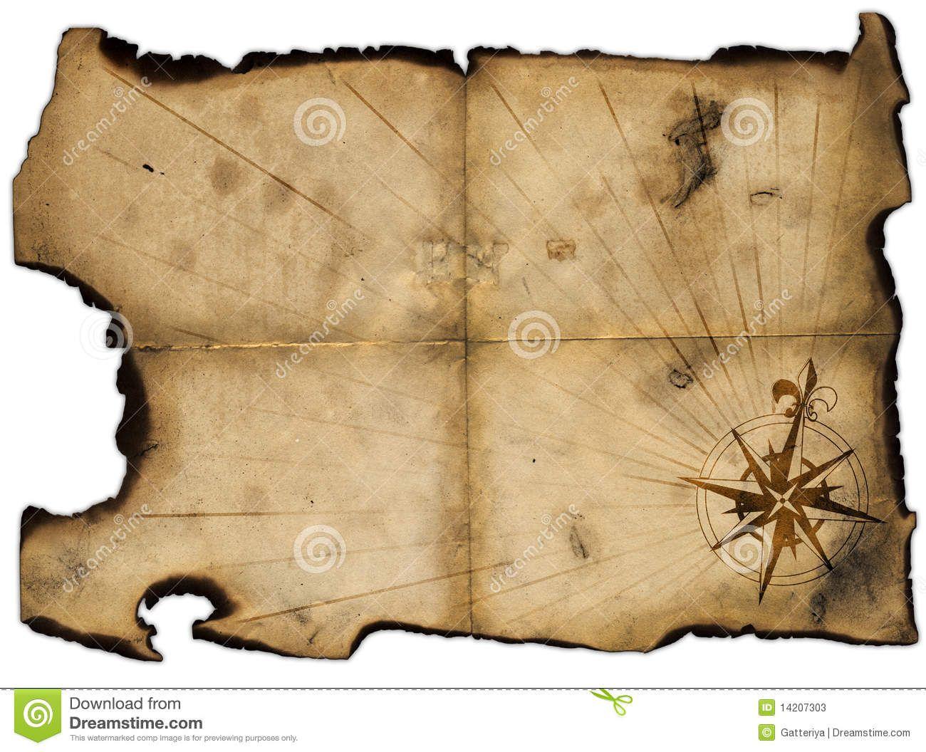 Blank Treasure Map Template Videotekaalex Kids Crafts