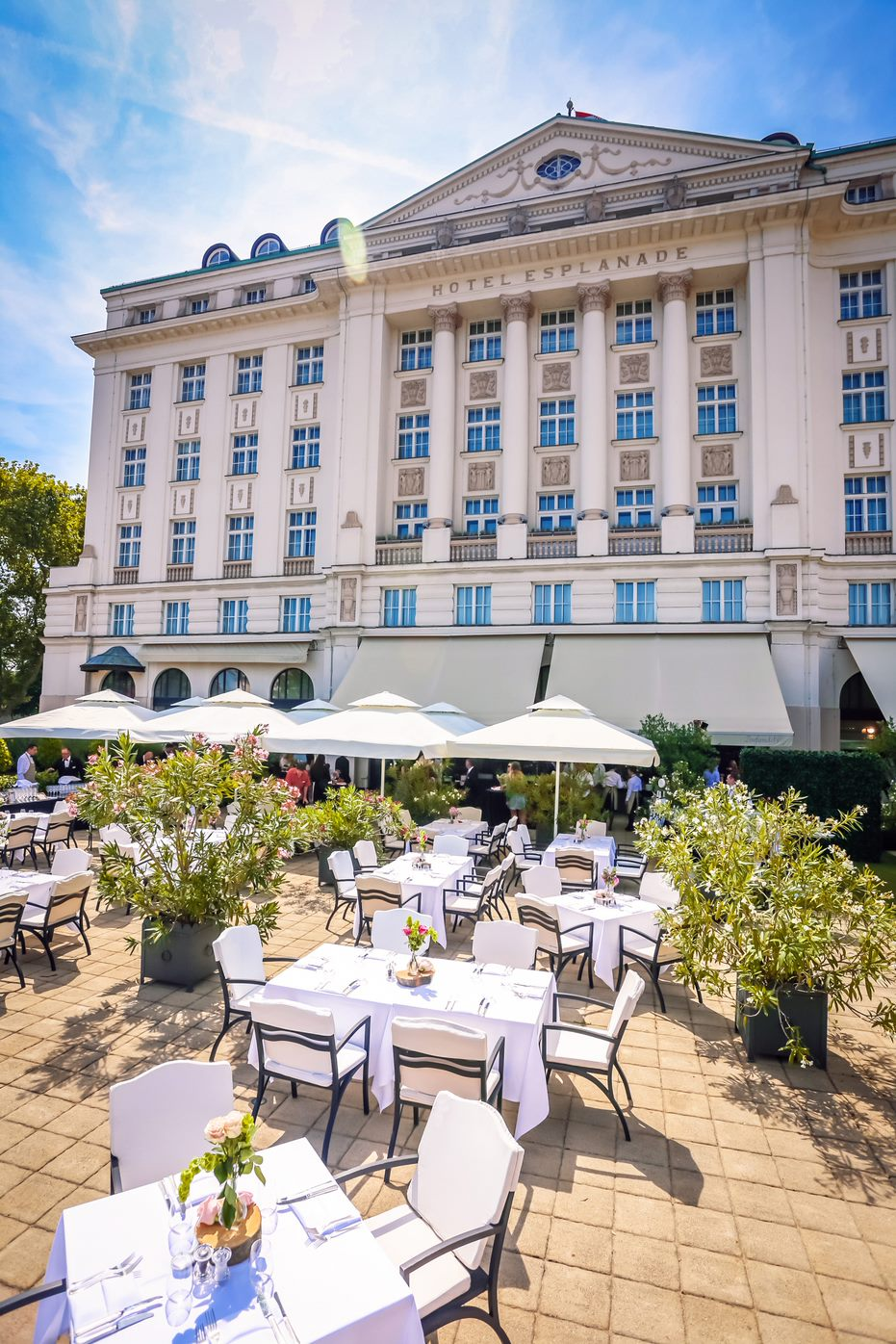Esplanade Zagreb Hotel Reopens And Will Celebrate 95th Birthday Croatia Week Zagreb City Of Zagreb Hotel