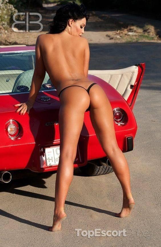 Corvette naked ladies