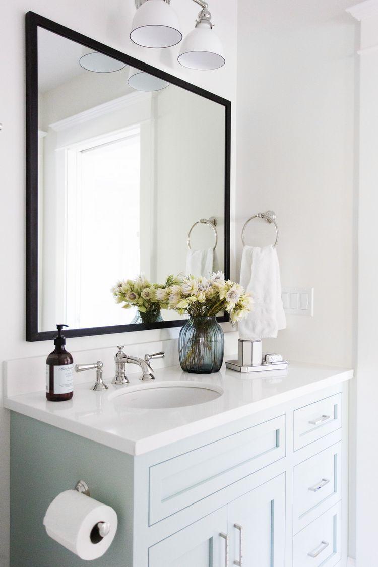 Tips For Bathroom Storage Studio Mcgee Gorgeous Bathroom Beautiful Bathrooms Bathroom Design
