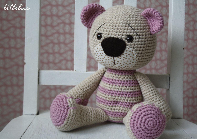 Amigurumi Pattern Net : Bonnie with sheep costume amigurumi pattern by havva designs