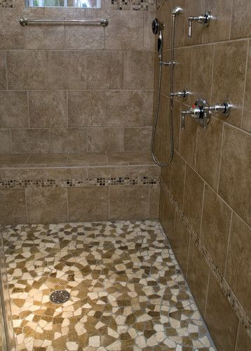 Casa Da Vinci - eclectic - bathroom - raleigh - Blue Sky Building ...