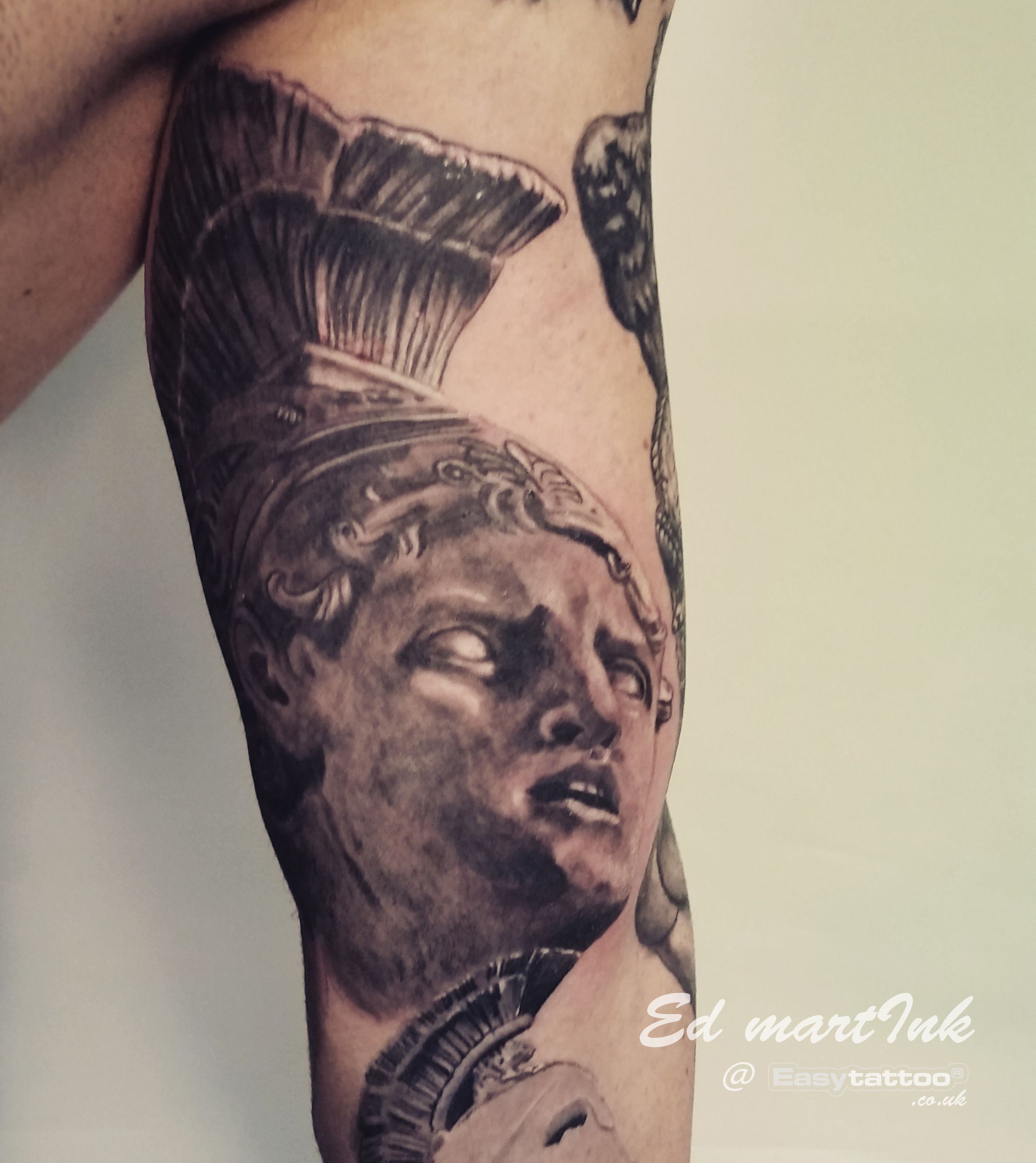 Ed Martink Tattoo Artist In London At Easytattoo Co Uk Tattoos Tattoo Artists Portrait Tattoo