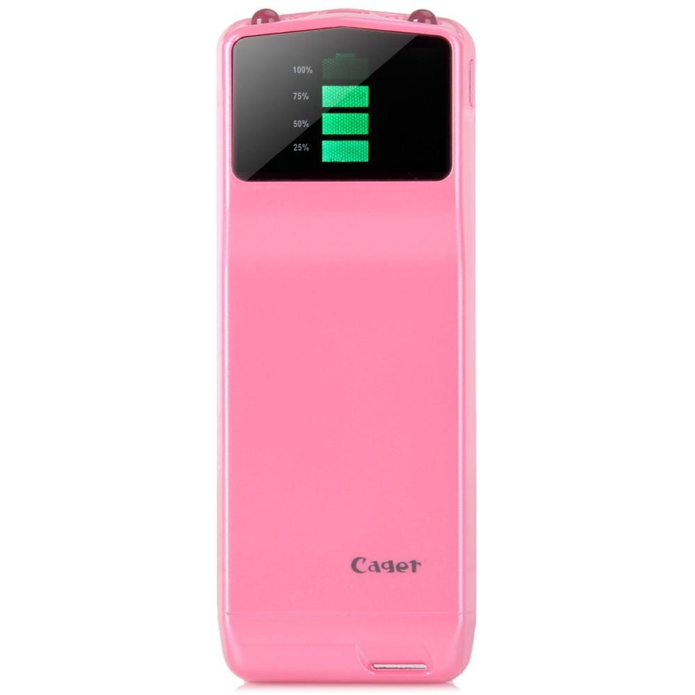 Cager B039 Portable 3000mah Battery Charger Led Display Mobile Power Bank For Samsung Galaxy S4 I9500 S3 I9300 Not Samsung Galaxy S4 Galaxy Note Samsung Galaxy