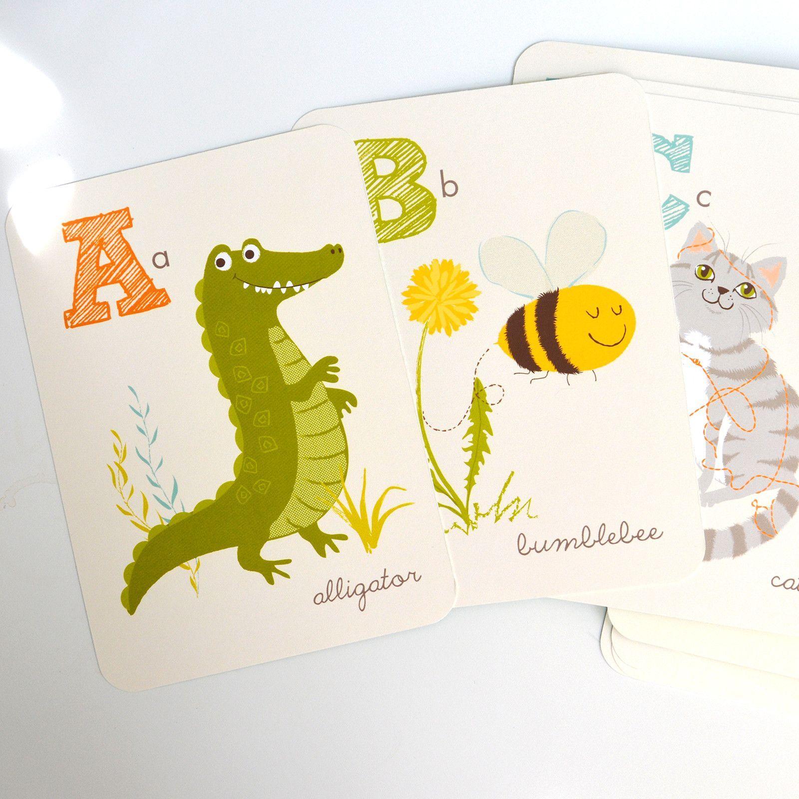 ABC | Alligator to Zebra | Alligators and Products