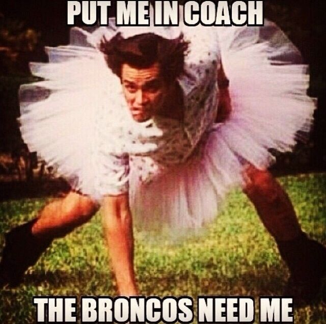 Sunday Night Football Quotes: Damn! I Wish They Won, But This Is So Funny! Broncos