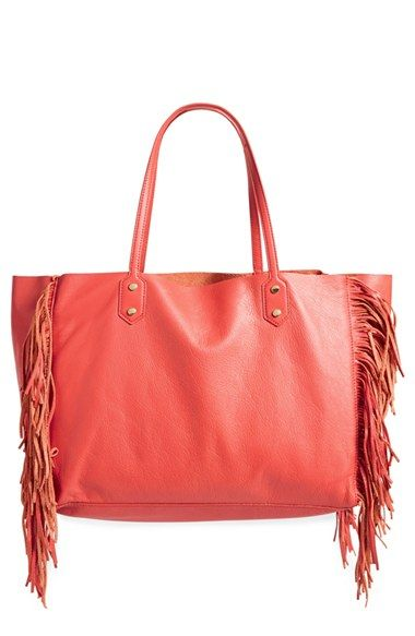 Sam Edelman 'Payton' Fringe Tote available at #Nordstrom
