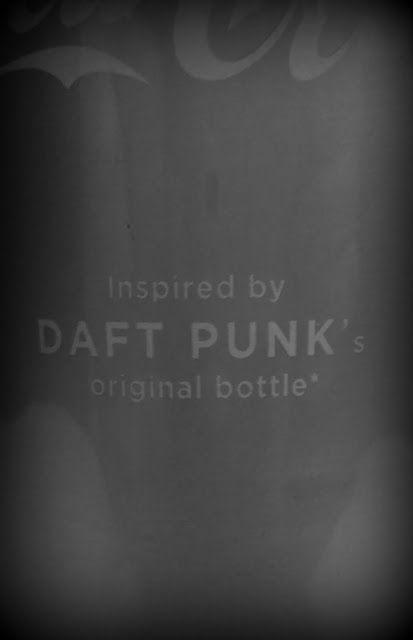 Mis Botellas de Aluminio: Coca Cola (Daft Punk) - Refresco - Francia - 2011 ...