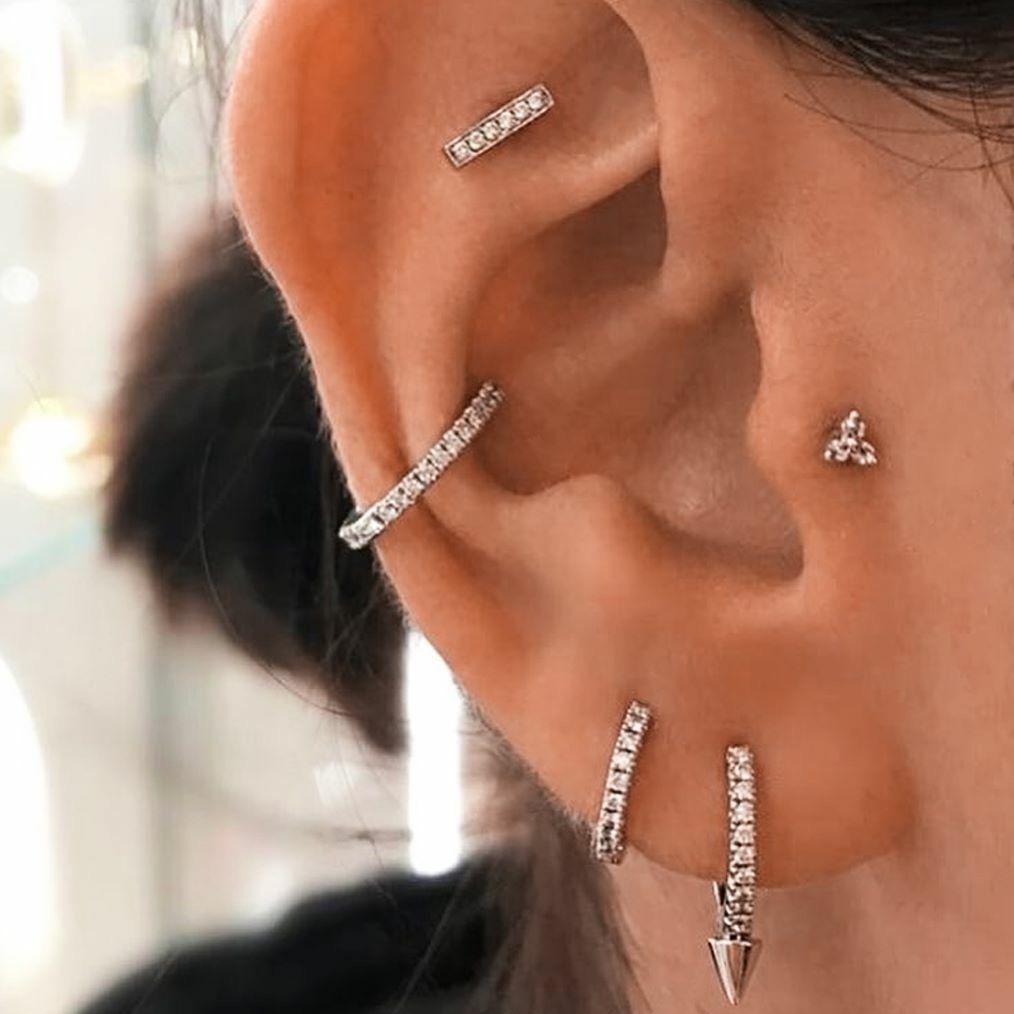 Piercing jewellery names  Pin by Sarah Kargol Lauters on More piercings  Pinterest  Piercing
