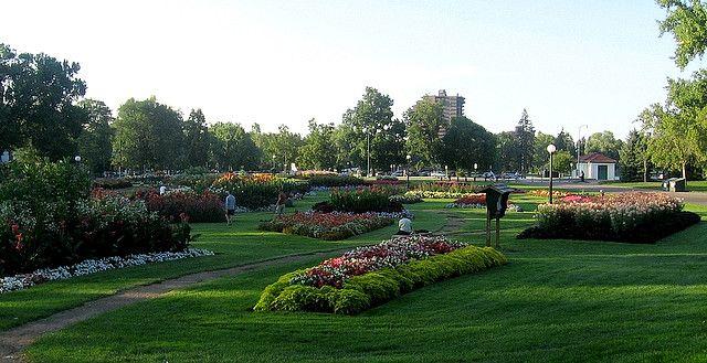 Washington Park big gardens | Ceremony | Pinterest | Park