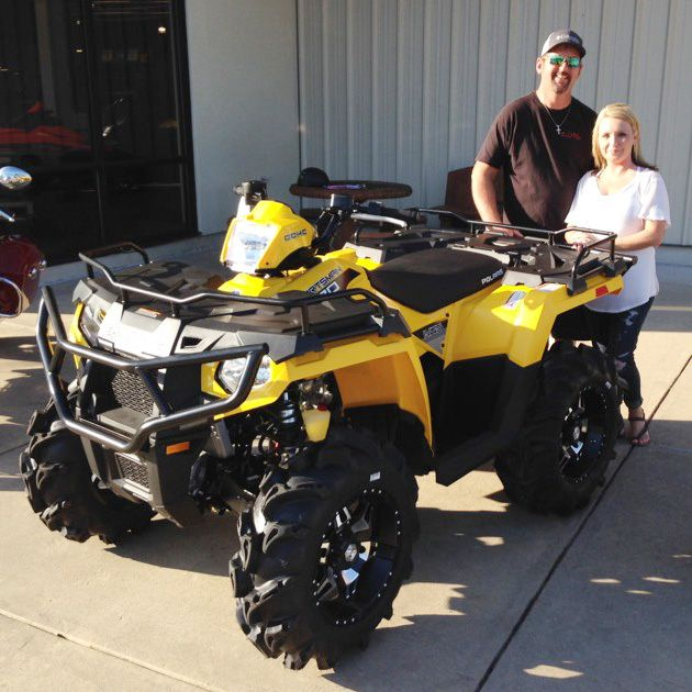 Thanks to Chad and Mandy Smith from Poplarville MS for getting a