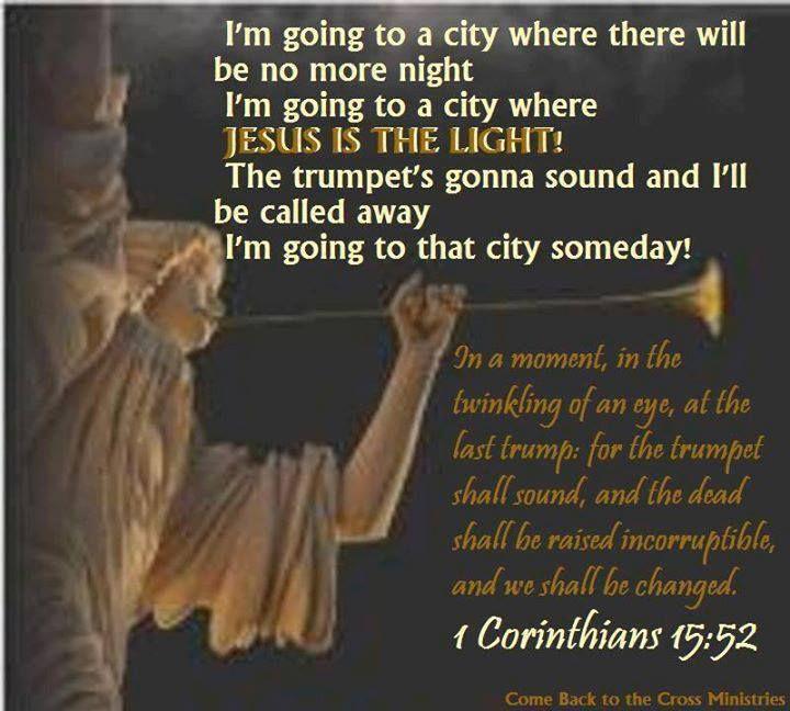 1 Cor. 15:52