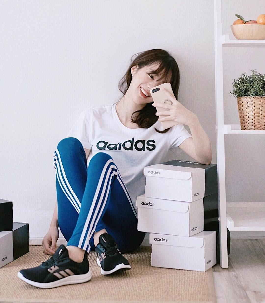 neo adidas instagram