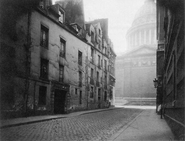 Eugene Atget, Pantheon | Eugene atget, History of photography ...