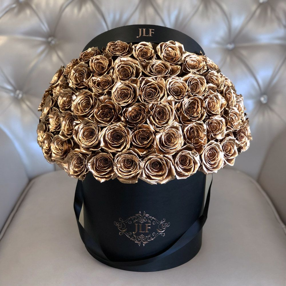 Los Angeles Flowers - Same Day Flower Delivery   Gold ...