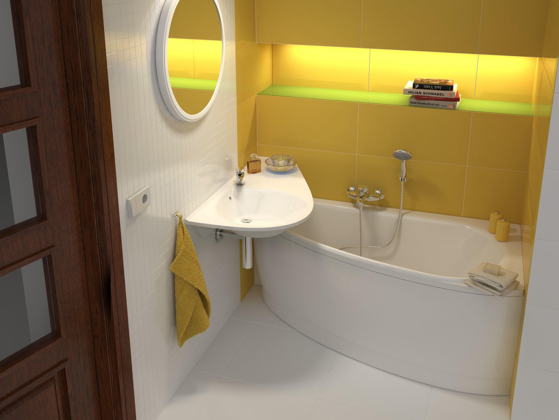 Raumspar Badewanne 160 X 70 Cm Schürze Bodenlänge 108 Cm Inhalt 175 Liter  Raumspar Badewanne 160