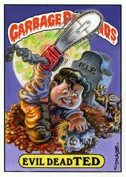 Pin By Vanessa On I Remember Halloween Garbage Pail Kids Garbage Pail Kids Cards Garbage
