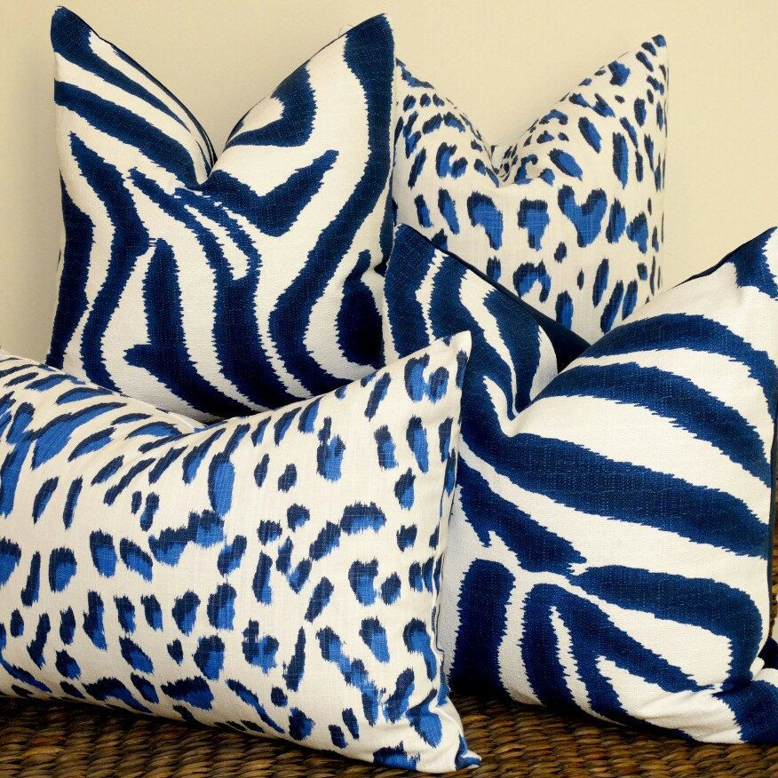 NEW LINEN COTTON NATURAL RUSTIC MODERN ZEBRA CUSHION COVER GIFT VINTAGE HOME