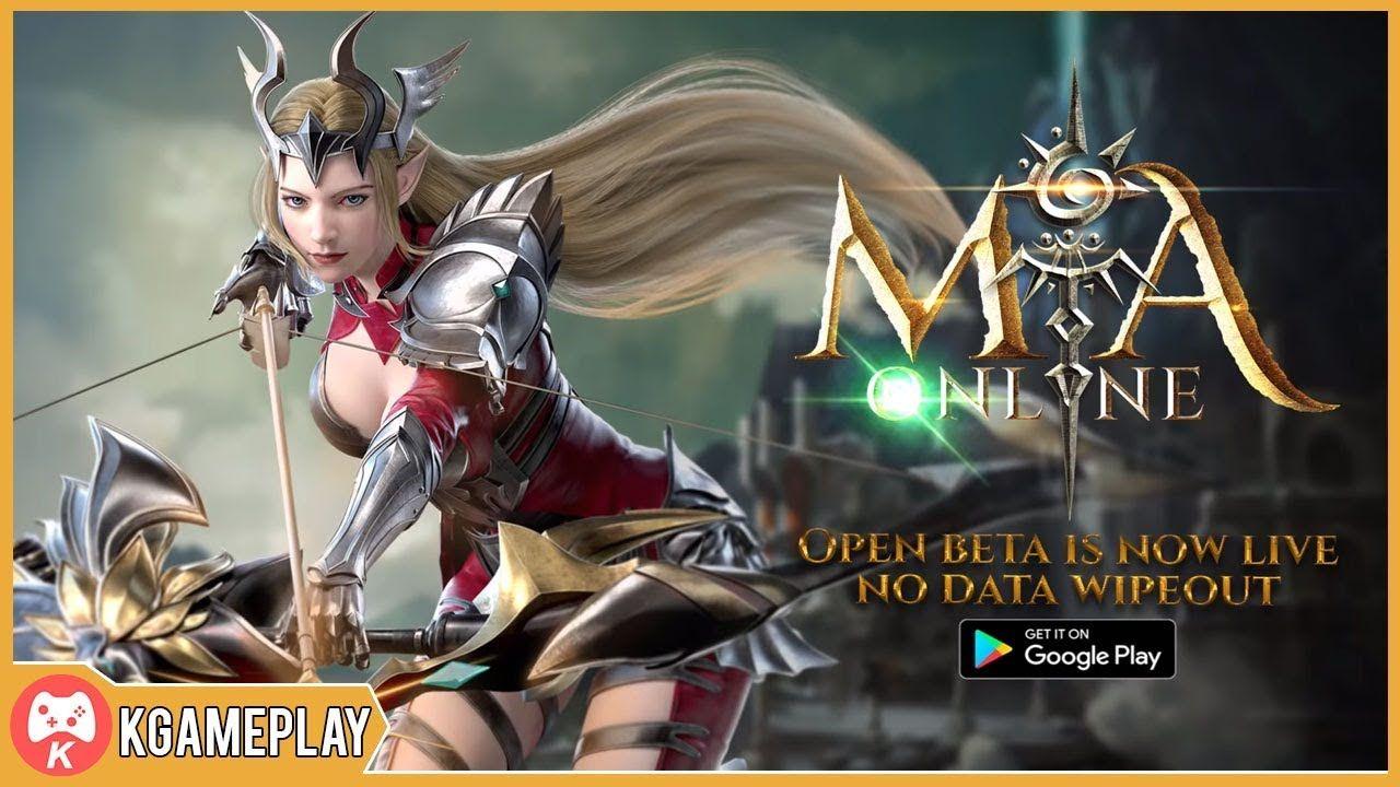 MIA Online Open Beta Gameplay MMORPG Android/iOS (Có hình ảnh)