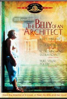 The Belly Of An Architect 1987 Cinema Posters Visual Poetry Architect