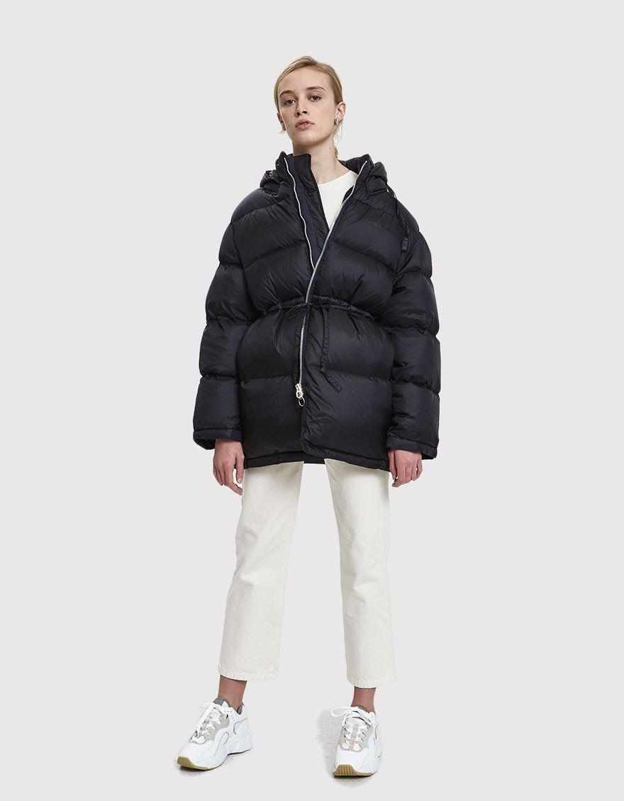 Acne Studios Oversized Puffer Jacket [ 1130 x 880 Pixel ]